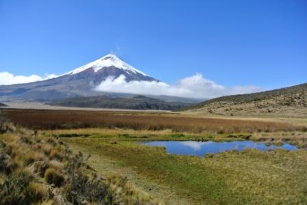 ANDES - Volcan Cotopaxi